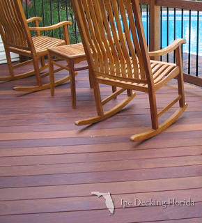Compare ipe what is ipe for Ipe decking vs trex